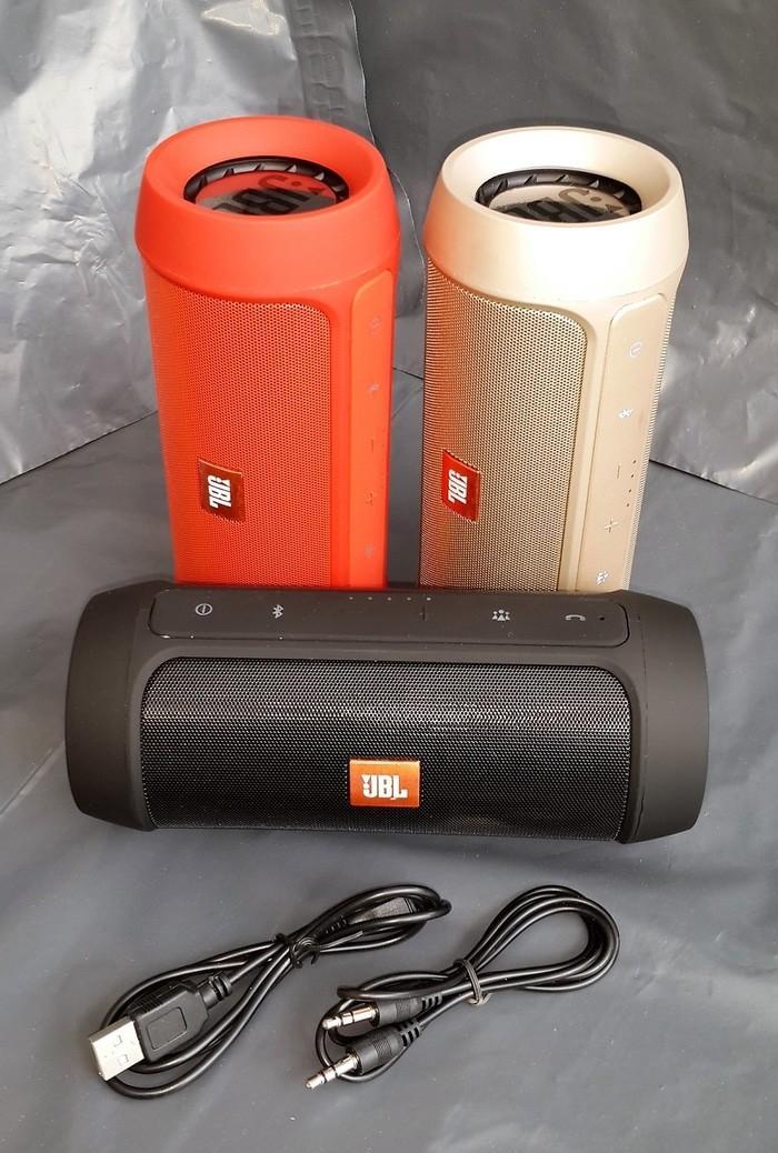 Referensi JBL SPEAKER CHARGER 2+ speaker aktif / speaker laptop / speaker super bass