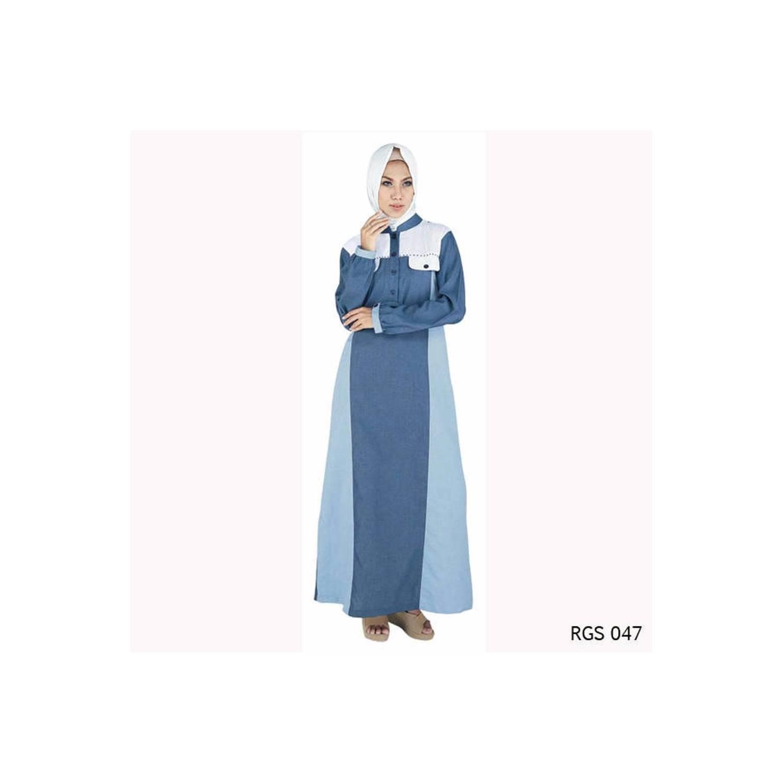 baru Baju Gamis Terbaru Distro Bandung