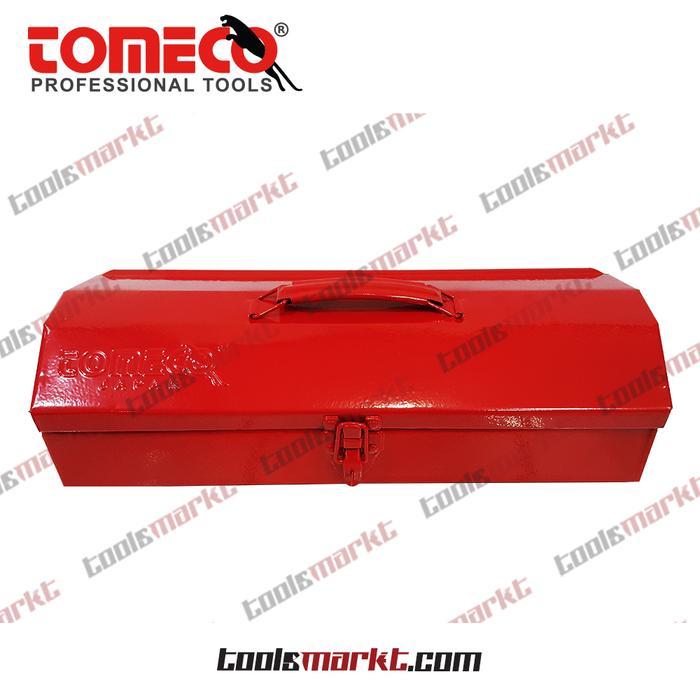 ORIGINAL - Tomeco Tool Box Besi 1 Susun XTB 102