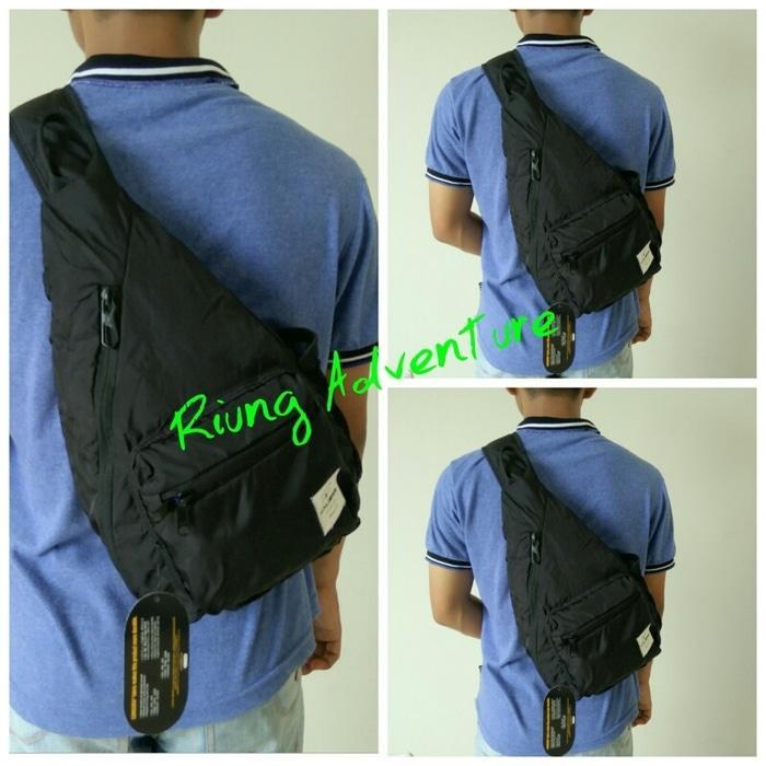 Sling Bag Tas lipat Kalibre 920616-000 Hyperion Black New