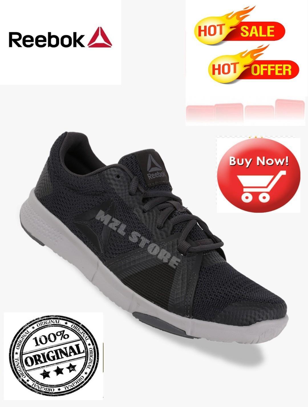 Sepatu Tranning Wanita Reebok Flexile - abu abu 8570e01f9c