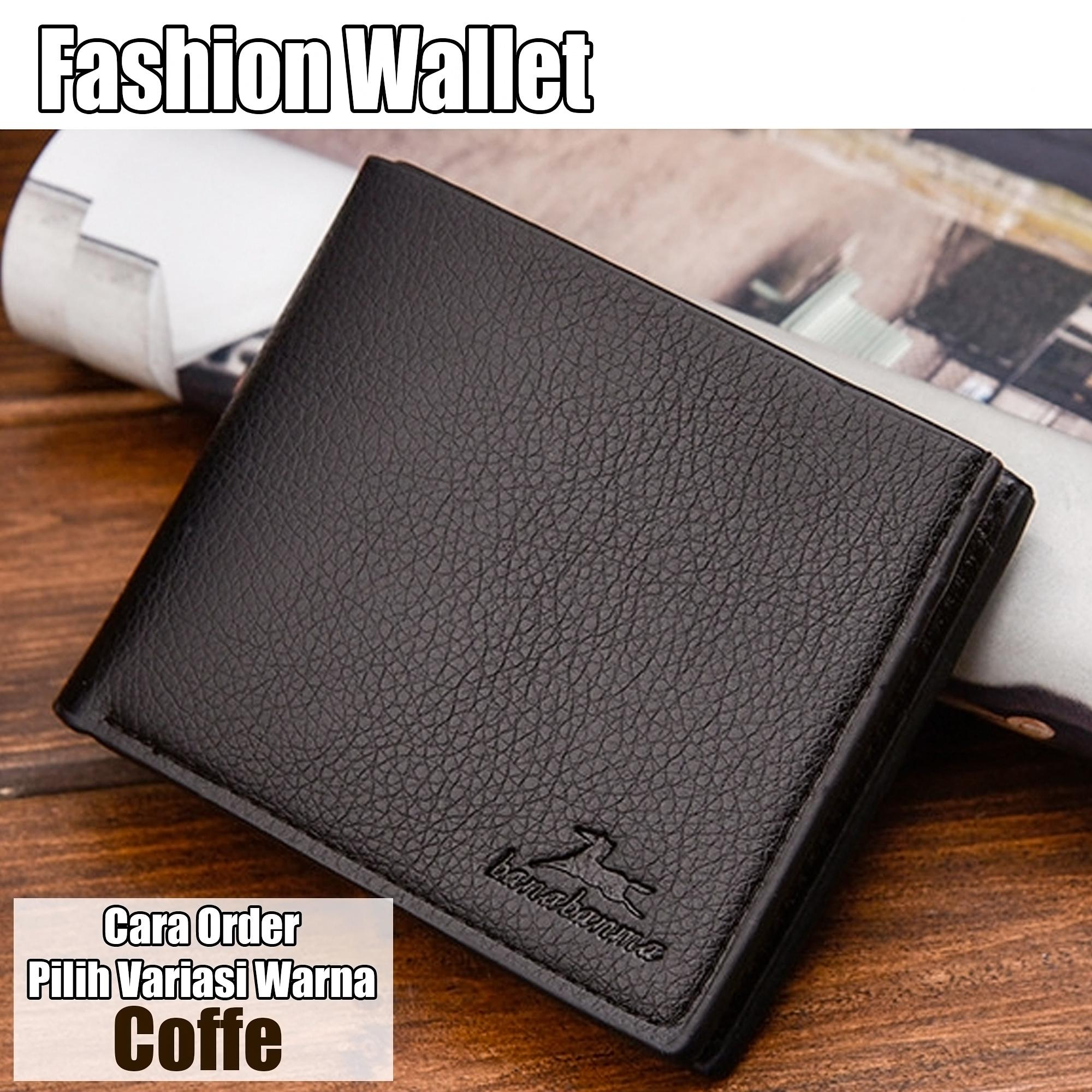 Dompet Pria Import Dompet Pria Dompet Kulit Mens Wallet Import Leather  Wallet Fashion Wallet 7618743bda