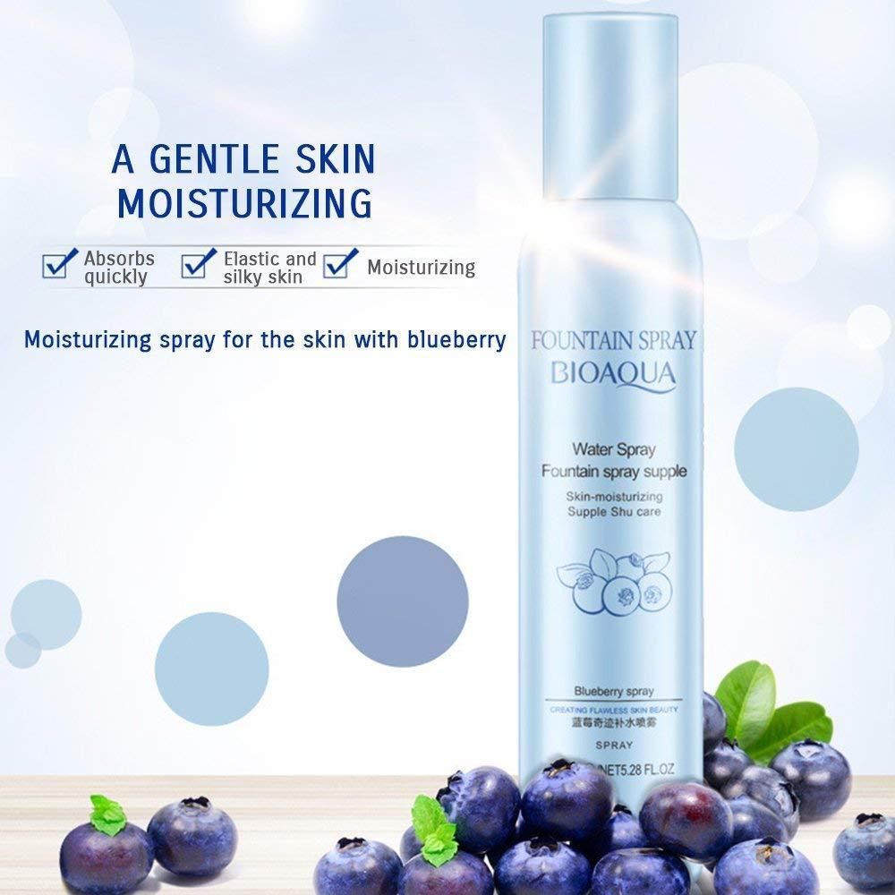 Buy Sell Cheapest Images Blueberry Moisturizing Best Quality Bioaqua Serum Wajah Wonder Essense Fountain Spray Water
