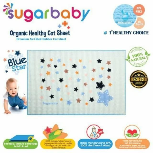 Sugar Baby Perlak Ondo Organik By Grace Baby Shop.