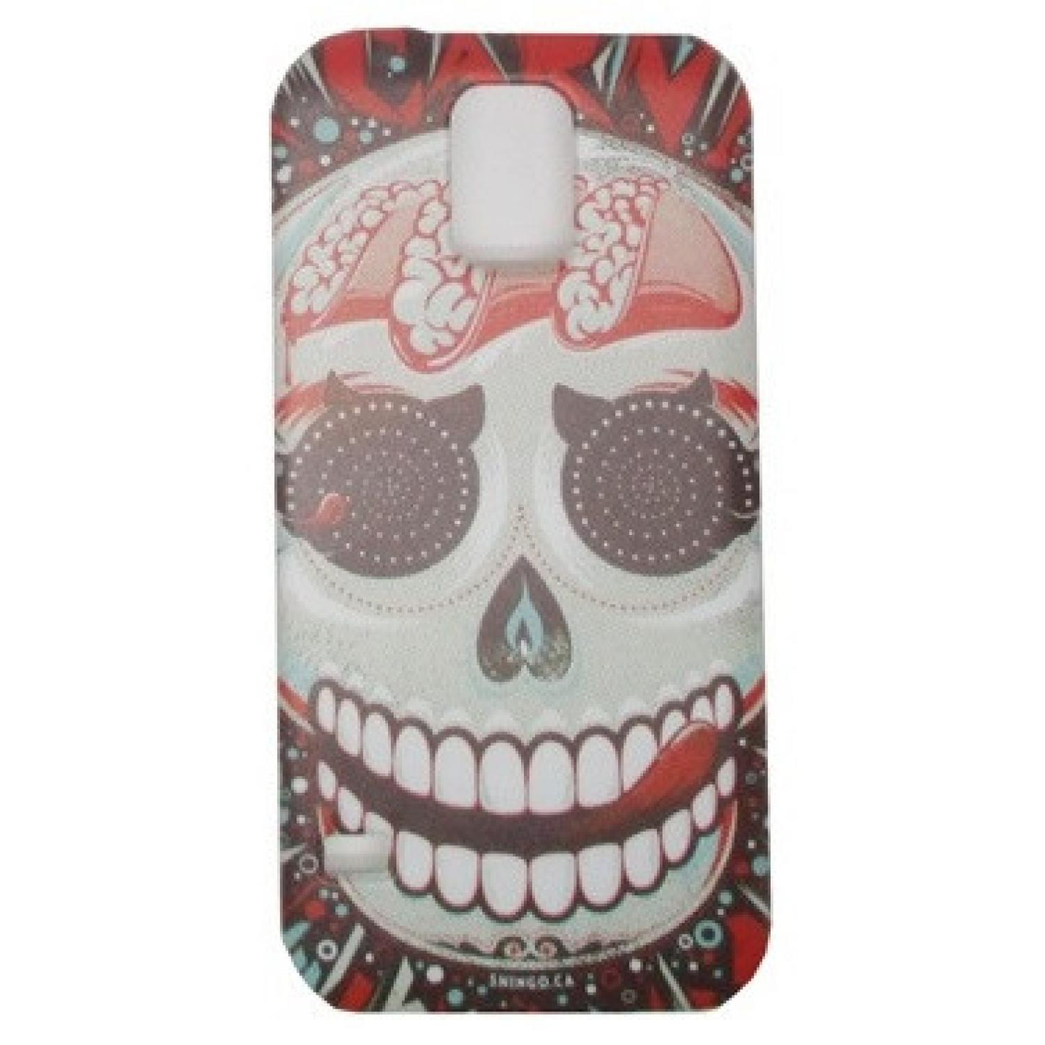 Painting Phone Plastic Case for Samsung Galaxy S5 Casing HP Murah Terbaru