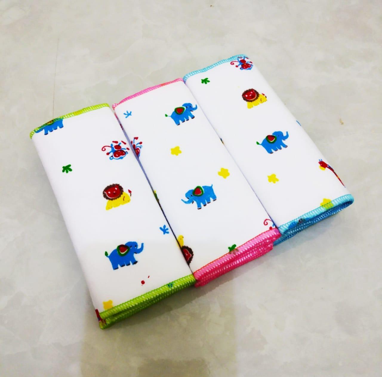 Buy Sell Cheapest Popok Bayi Motif Best Quality Product Deals Grosir 3 Pcs Handuk Kain Cuci  Pgh Th Perlengkapan Pakaian Gurita Dan Random