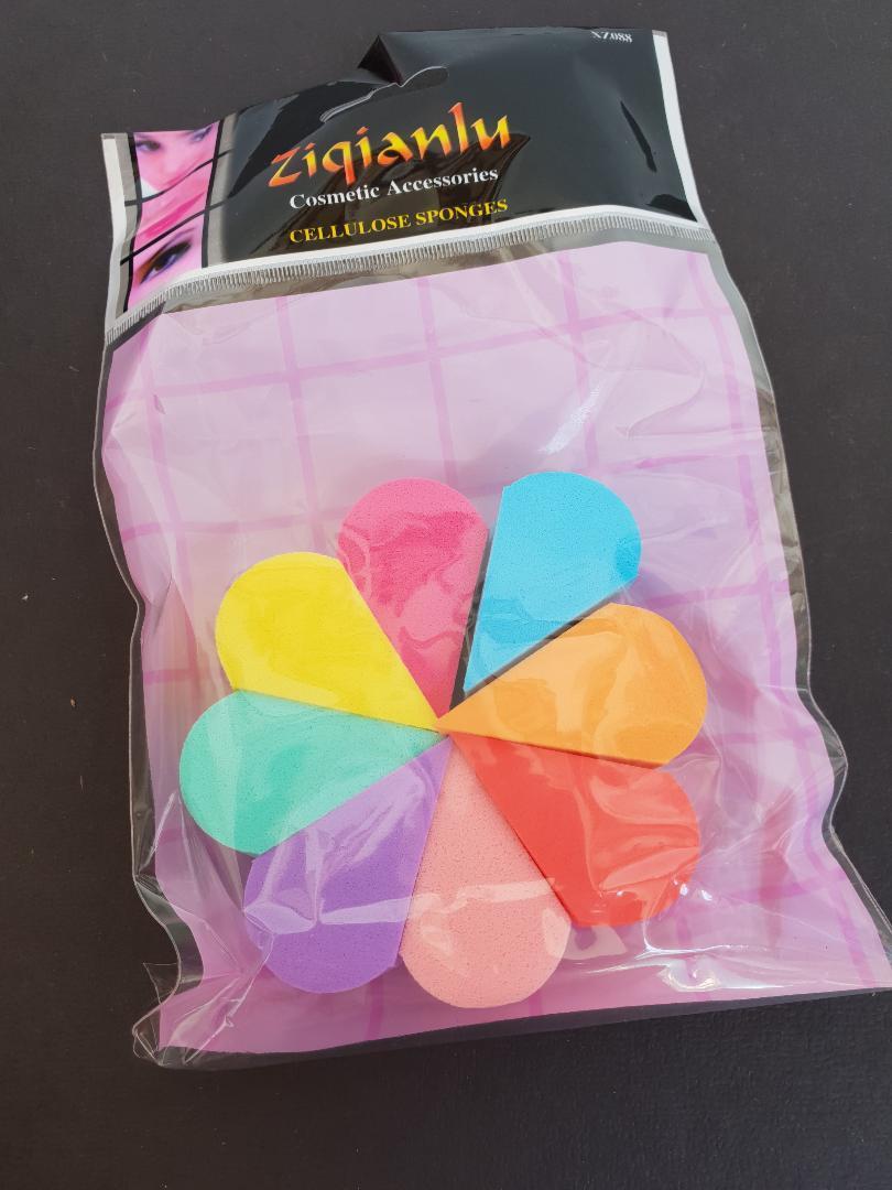 Buy Sell Cheapest Spon Bedak Wajah Best Quality Product Deals Spons Isi 2 Sakura 1 Get Bunga Warna Warni
