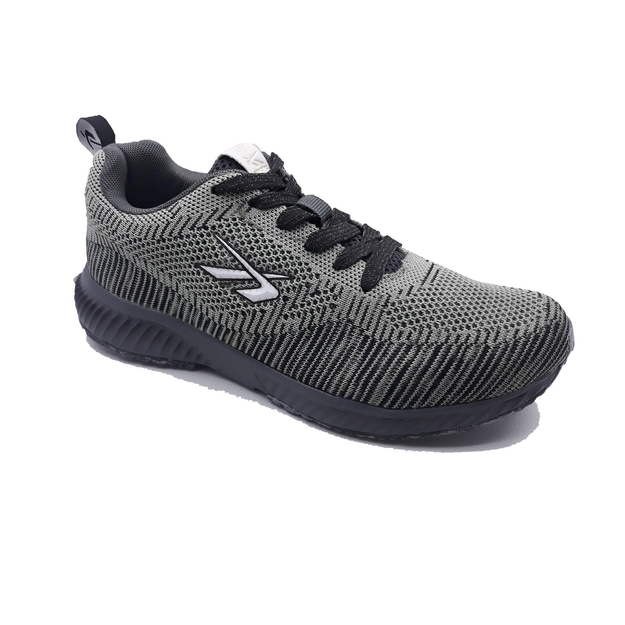 Jual Sepatu Olahraga Running Pria Dan Wanita Spotec Blaze Abu Abu Tua Harga  Rp 255.000 870716cb33