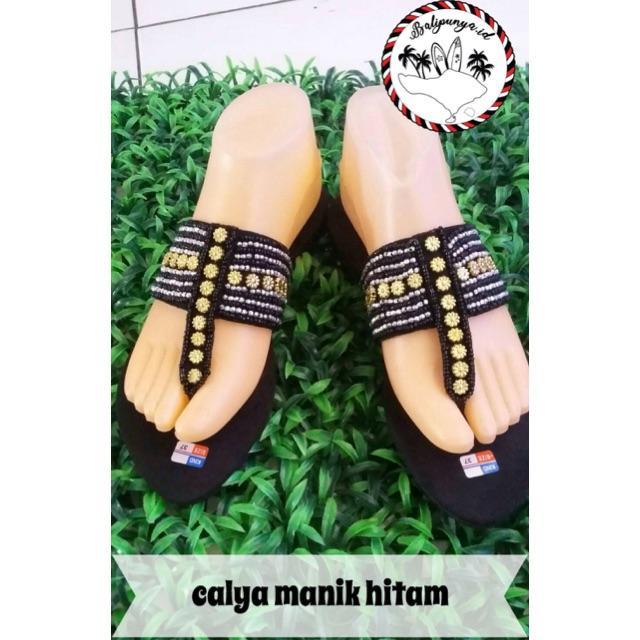 Sandal Wanita Calya Manik Khas Bali