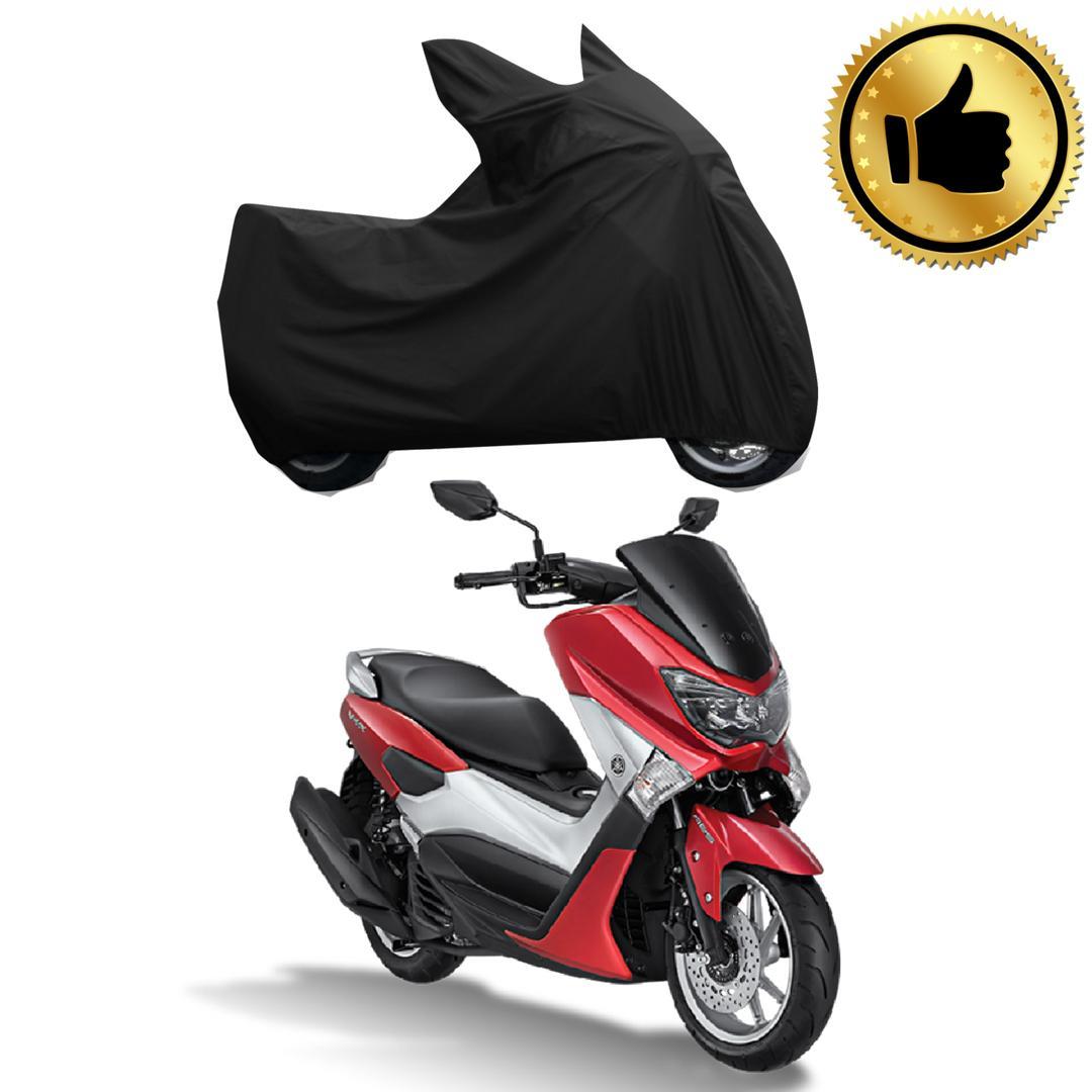 Rajamotor Aksesoris Motor Dudukan Plat Nomor Besi Yamaha Nmax Hitam Mantel Terpopuler Cover Terlaris