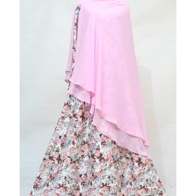 TERLARIS Langsung Dari Konveksi Dress Gamis Syari Katun Jepang 100{55e037da9a70d2f692182bf73e9ad7c46940d20c7297ef2687c837f7bdb7b002} ASLI Adem Lembut CHOCO ROSE PINK