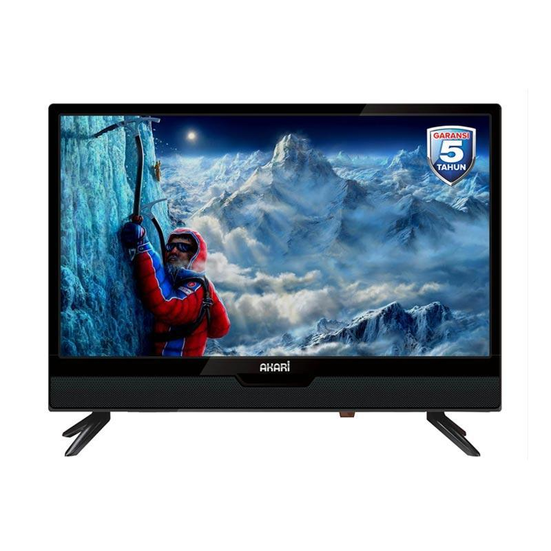 Akari 20V89 LED TV 19 Inch/HD Ready/USB Movie