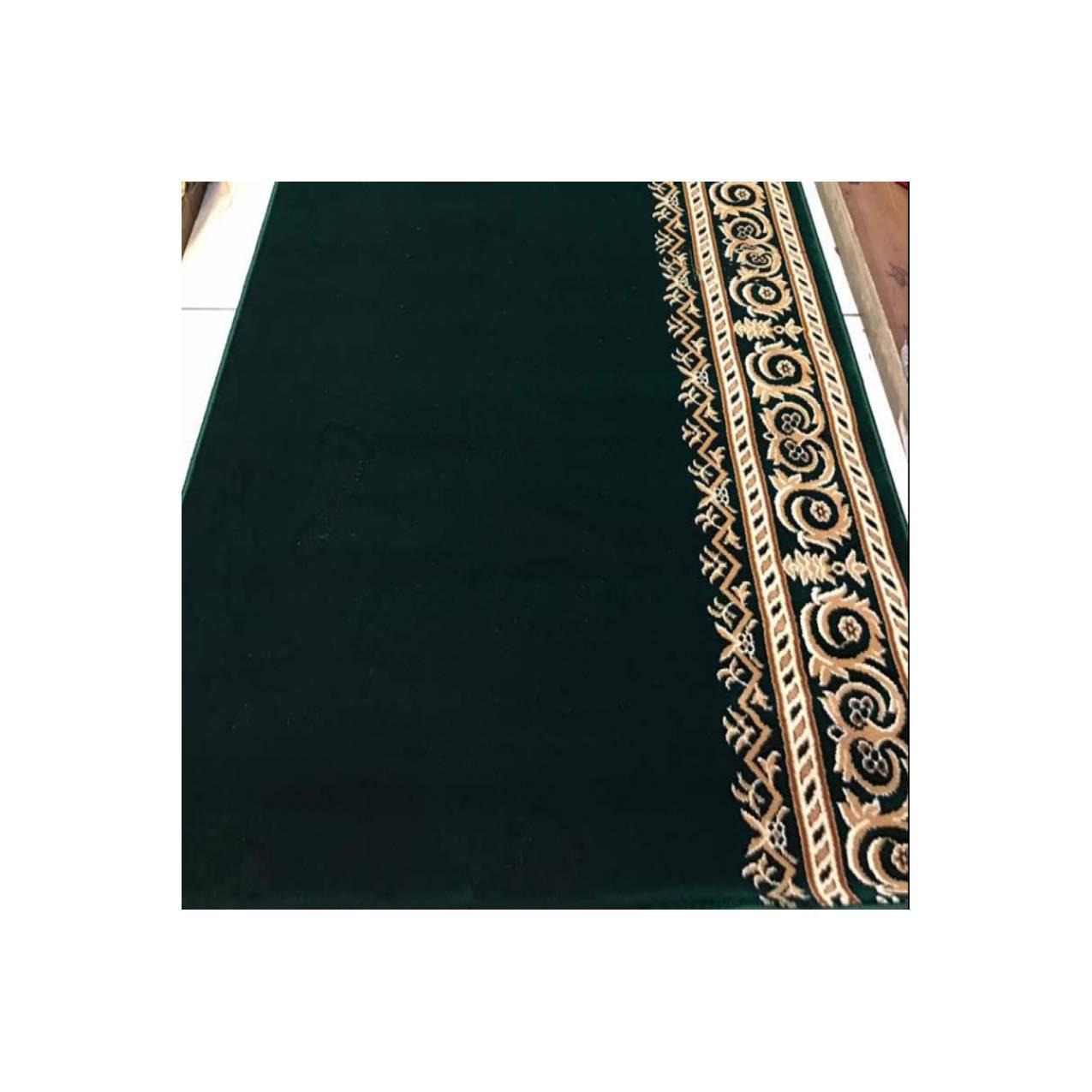 karpet musholla harga meteran warna hijau GRAND MOSQUE