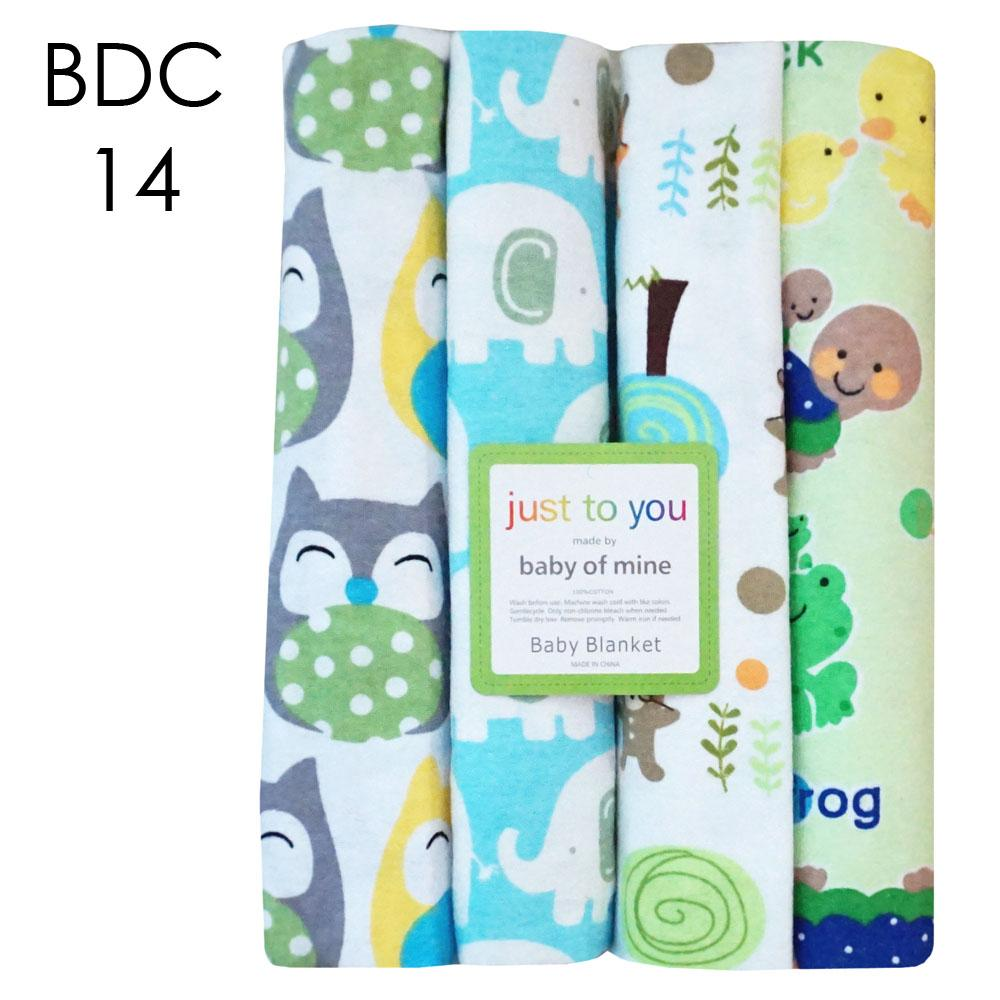 Buy Sell Cheapest Kain Bedong Carter Best Quality Product Deals Bedongan Bayi Carters Just To You 100x75cm Motif Bdc 14 Isi 4