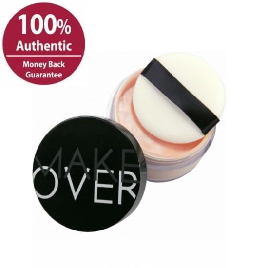 Makeover Silky Smooth Transparent Powder 01 Porcelain 01 Porcelain
