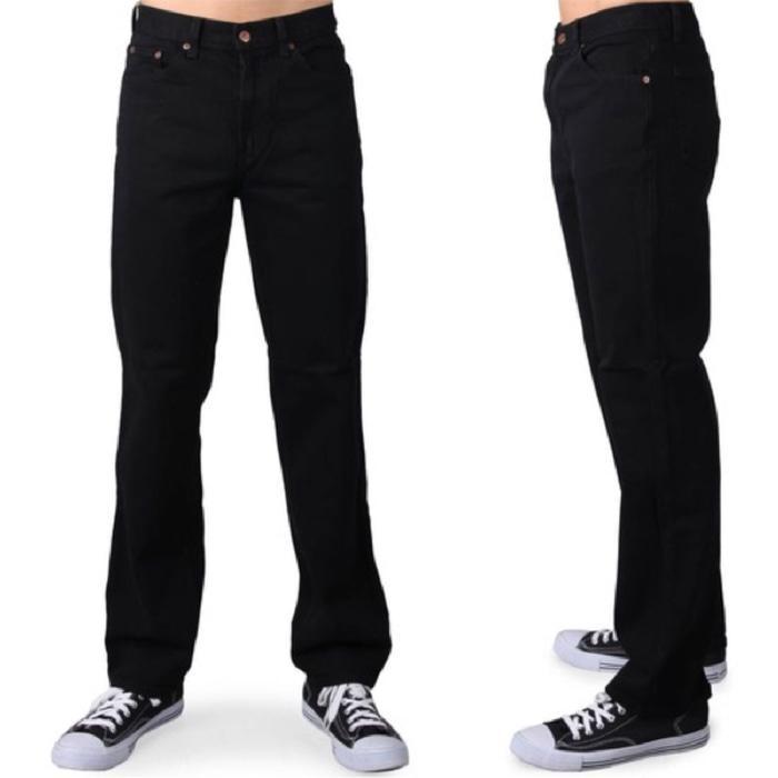 PROMO !! Lea jeans  606 original denim black