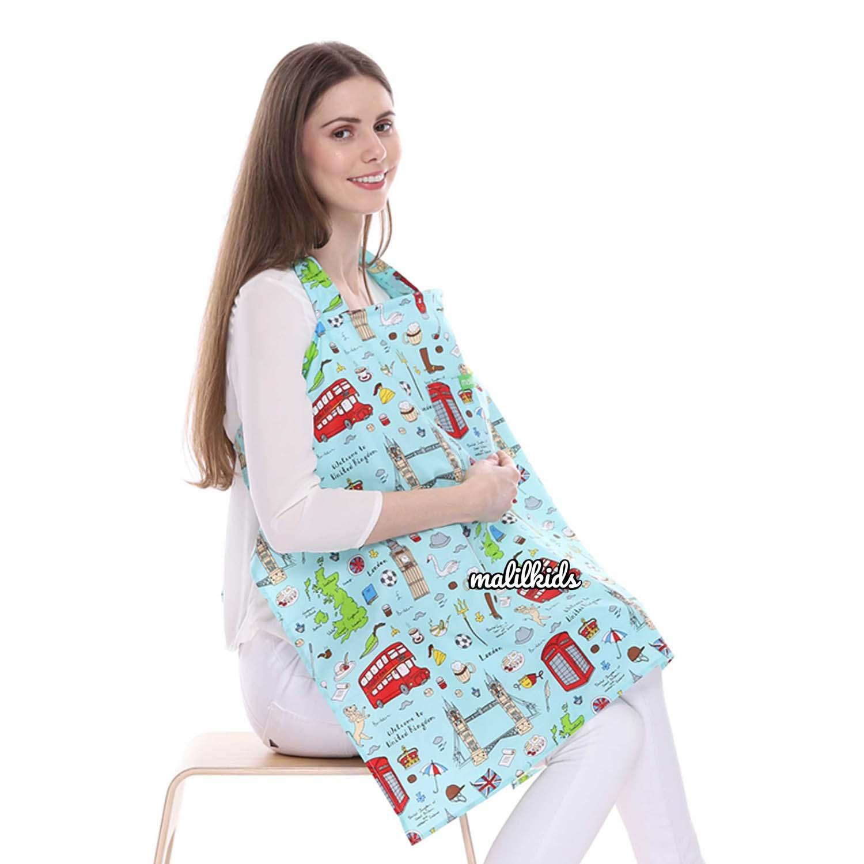 Buy Sell Cheapest Nursing Apron Best Quality Product Deals Ter Kain Penutup Menyusui Baby Lights Atau Malilkids Cover Model Noli Basic