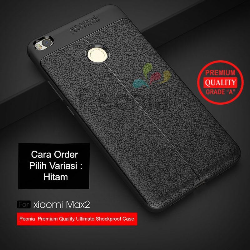 Peonia Ultimate Shockproof Premium Quality Grade A Case for Xiaomi MI MAX 2 6.44 Inch
