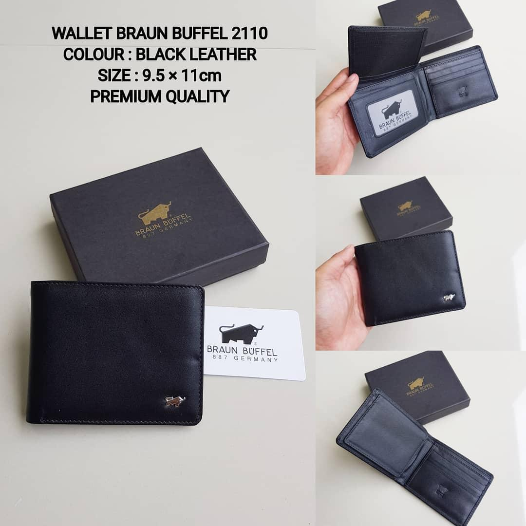 Dompet Braun Buffel 2110