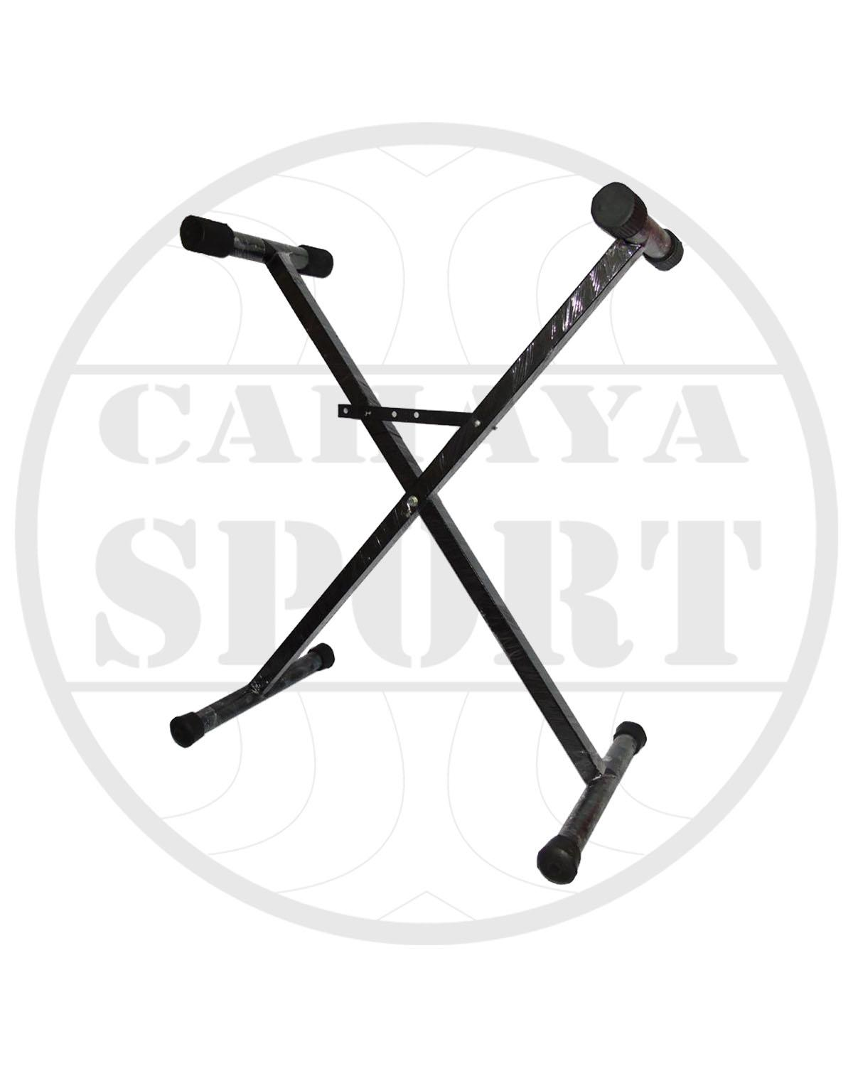 Stan Keyboard Multistand Single - Hitam By Cahaya Sport.