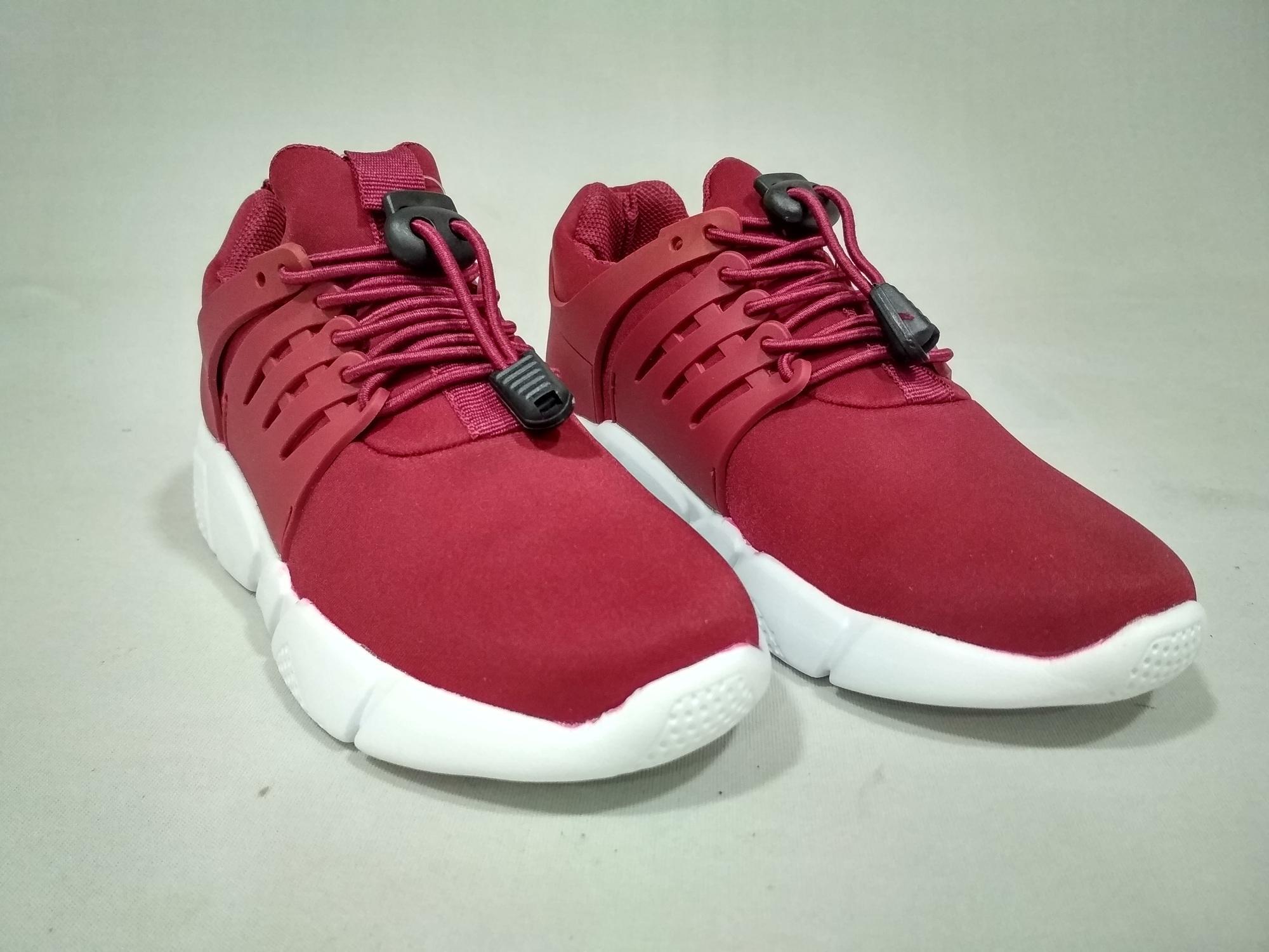 Buy Sell Cheapest Sepatu Kids Sneakers Best Quality Product Deals Ardiles Rosella Hitam Putih Import Mk71 Maroon