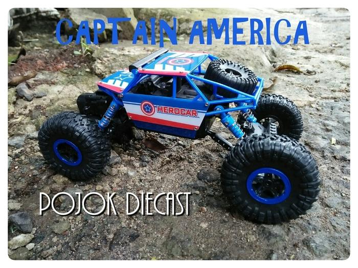RKJ Mainan Anak RC Mobil Remot Racing Hero Car Crawler 1 18 Offroad 2.4Ghz dbcf5fd3f9