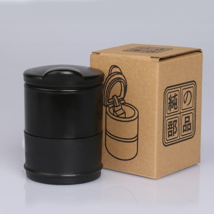 Asbak Mobil Portable Aksesoris Mobil Asbak Rokok Portable Aksesoris / interior mobil