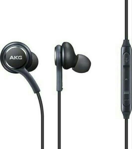 Handsfree SAMSUNG S8 OEM BY AKG Headset Earphone Suara Bass Stereo-FJ067