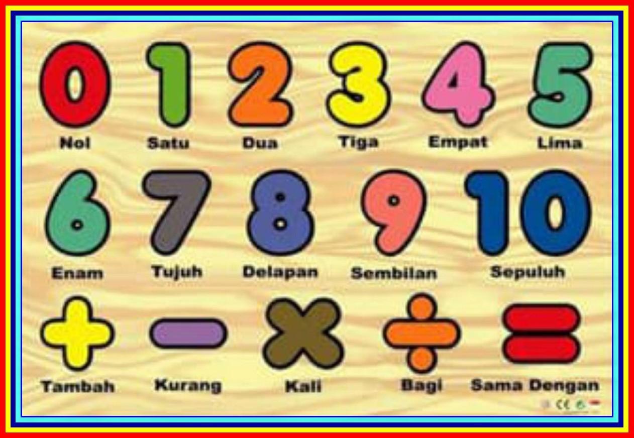 Edu Games Mainan Edukasi Puzzle Stiker Huruf Kecil Dan Angkakayu Idukasi Edukatif Anak Kayu Angka Simbol