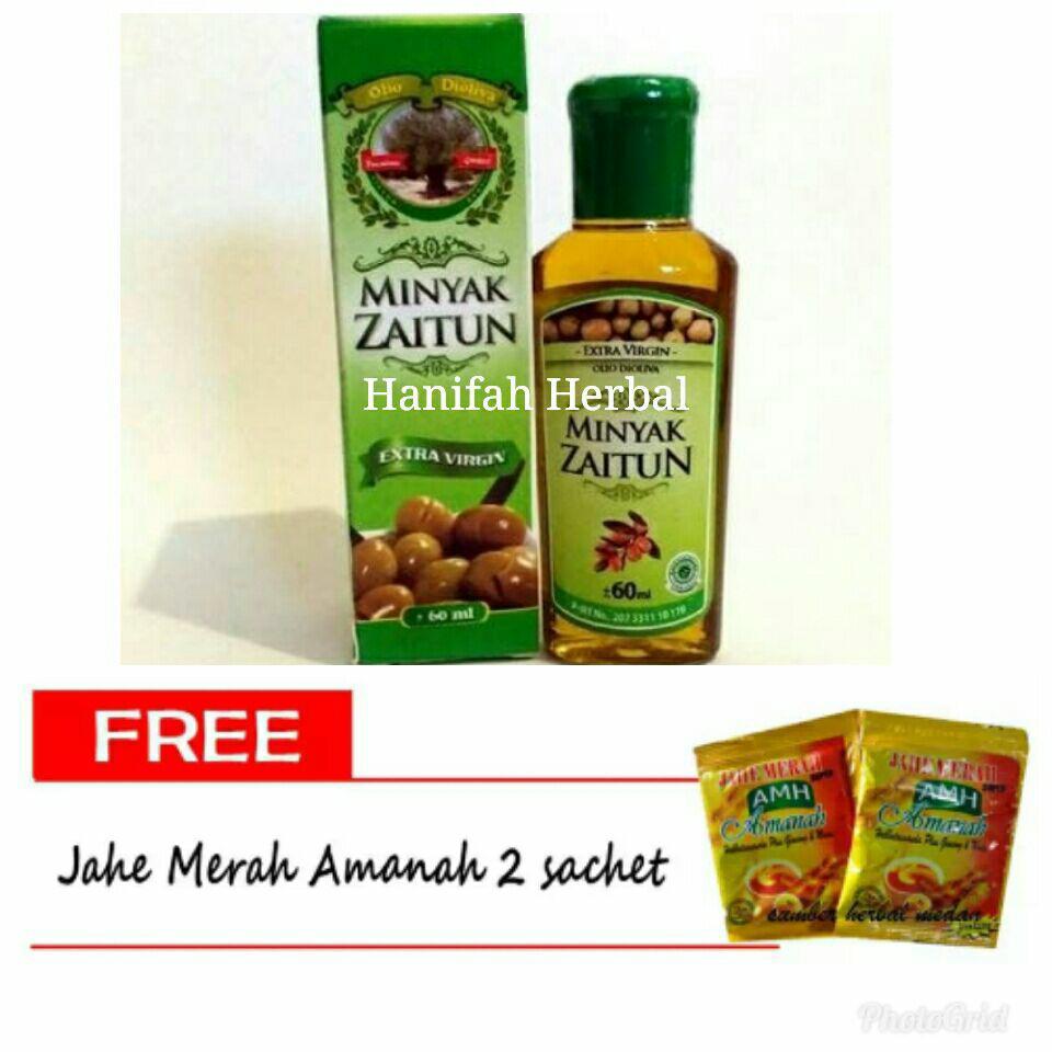Minyak Pijat Tubuh Harga Terbaik Herbal Zaitun Al Ghuroba 60 Ml