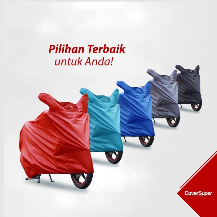 BEST SELLER!!! Cover Motor Yamaha Aerox MURAH ANTI AIR - Hitam - ha59YN