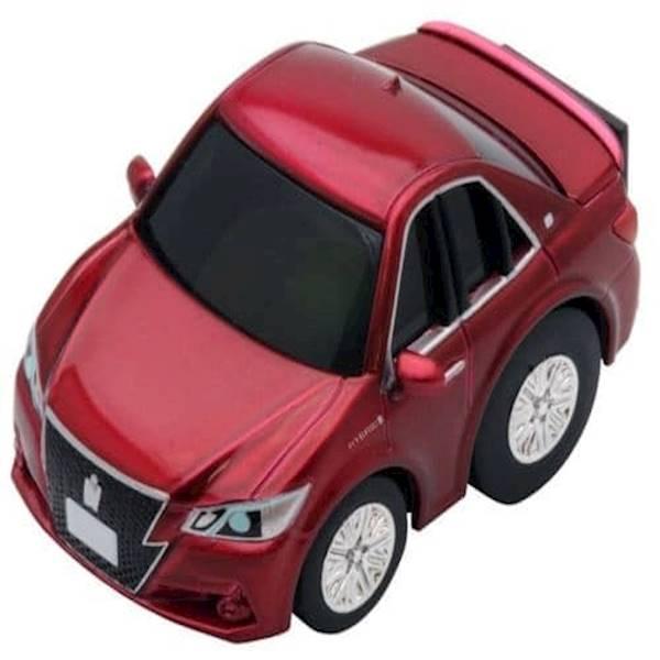 Choro Q Zero Z 24C Toyota Crown Red Tomica Tomytec