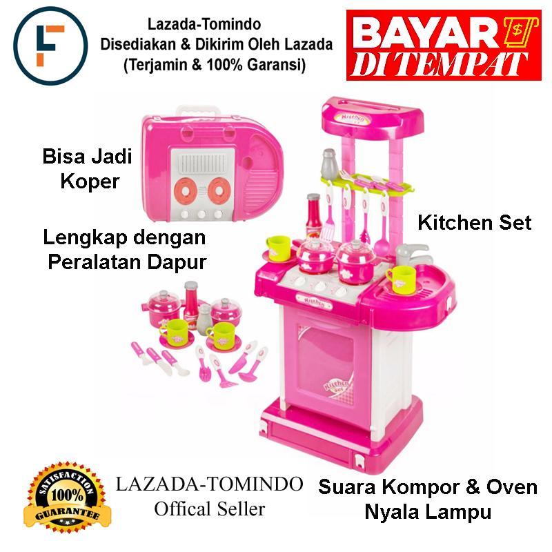 Lazada Harga Kitchen Set Kitchen Appliances Tips And Review