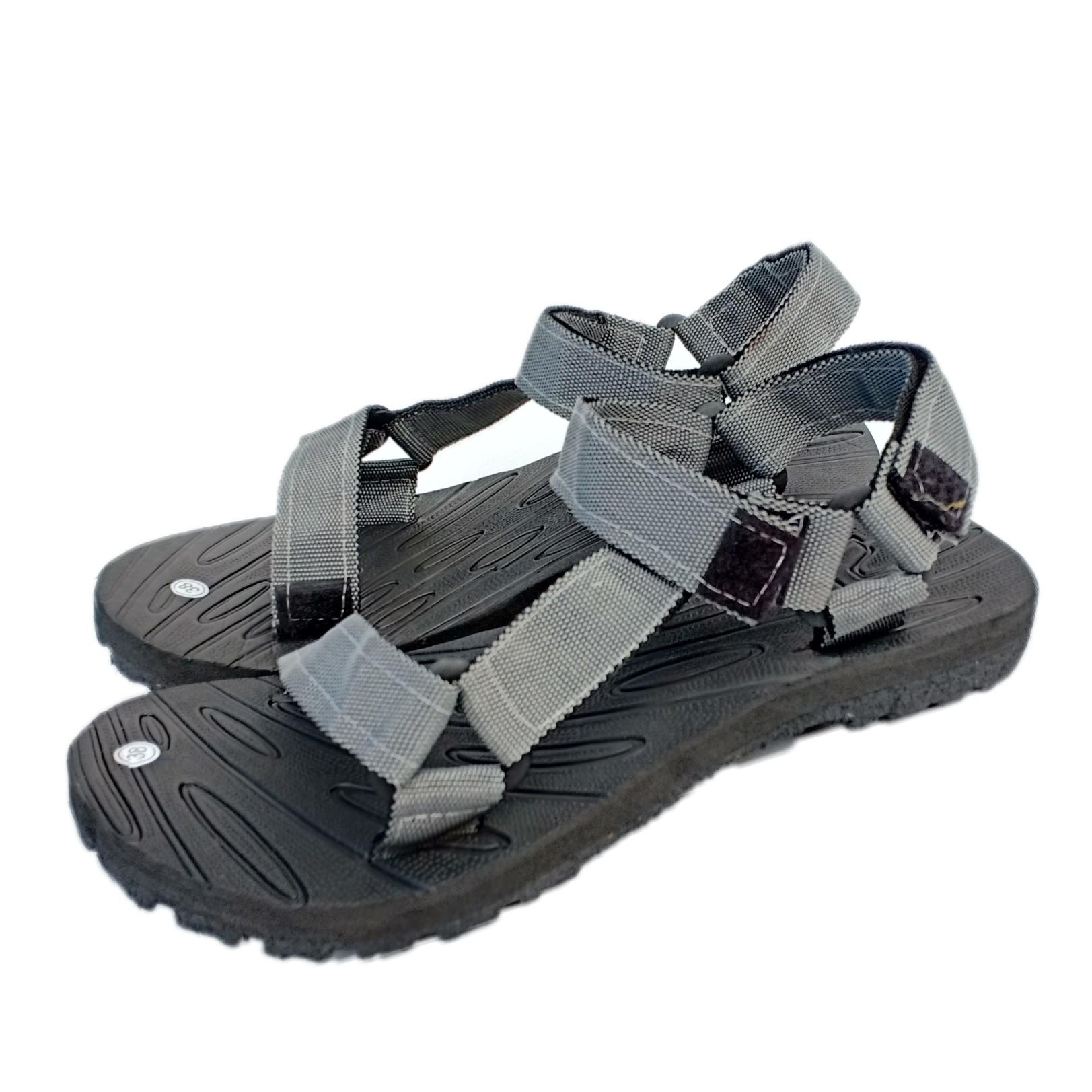 Arsy Sport Sandal Gunung / Sandal Outdoor / Sandal selop / Sandal Pria / Sandal Murah - Silfer