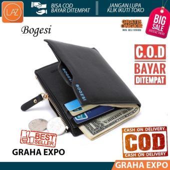 Promo Korean Card Wallet 32 Slot (Dompet kartu ... Source · Pencari Harga Bogesi Dompet Premium Kulit Pria Laki Wallet Men Import Laz COD Graha Expo terbaik