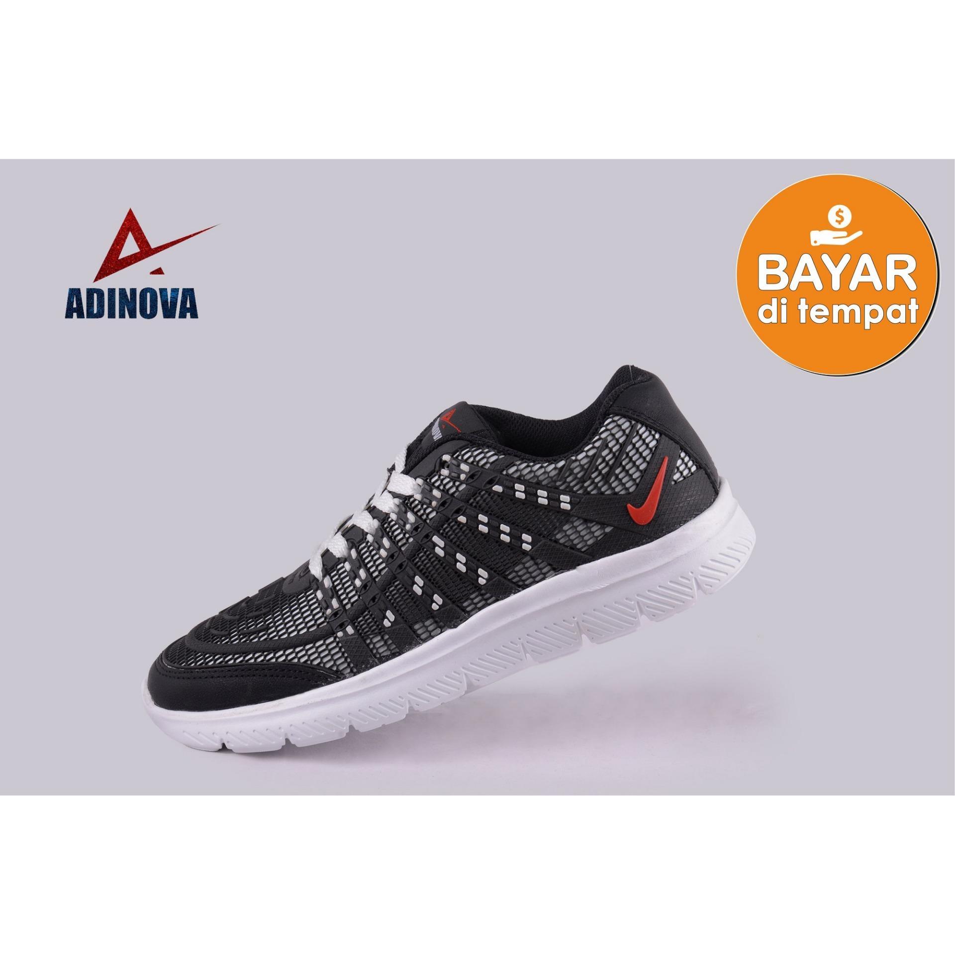 Adinova Shoes Sepatu Sportsepatu Olahraga 3d Keren - Smart4K Design ... 268be8c357