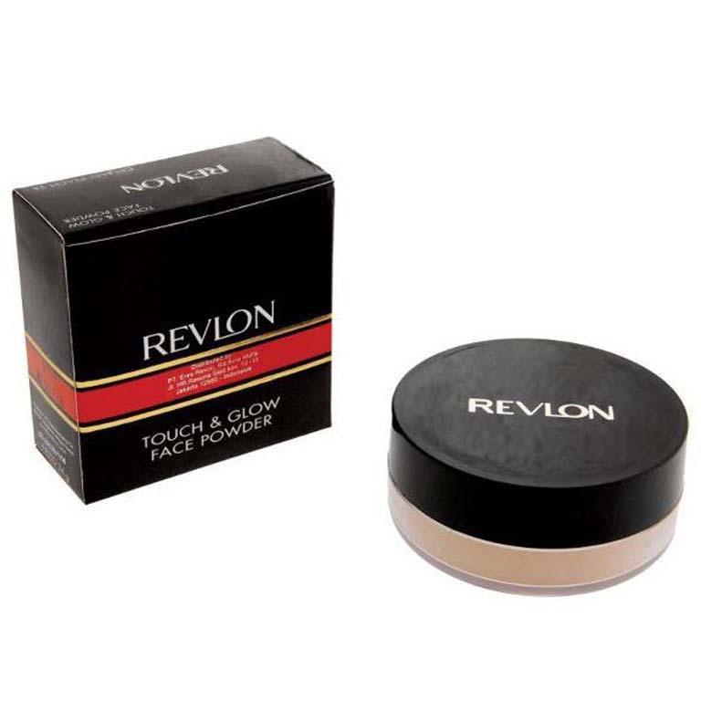 Revlon Touch Glow Extra Moisturizing Face Powder Bedak Tabur