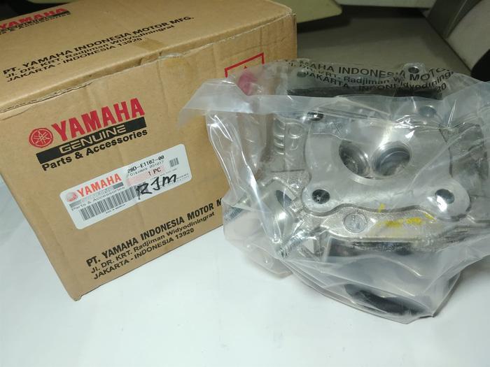 Blok Head Mio Sporty Mio Soul Fino Karburator Original Yamaha