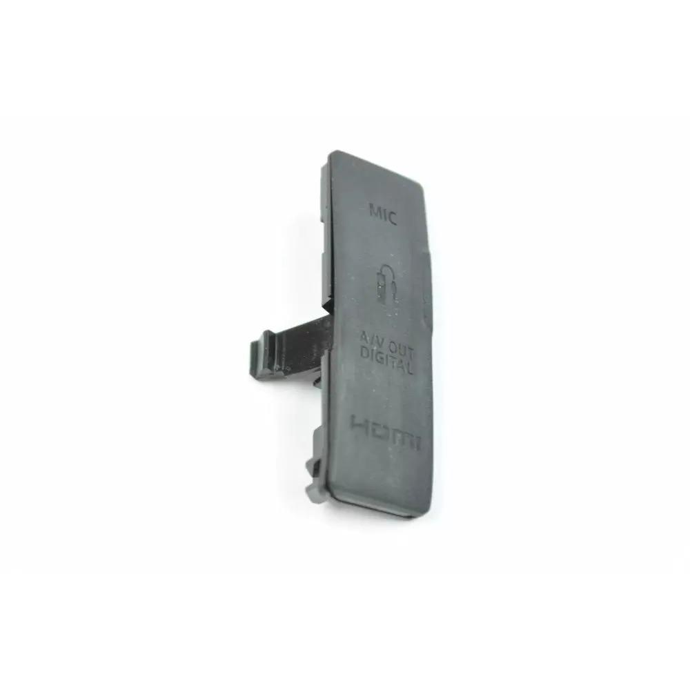 Karet Tutup Port USB HDMI MIC Remote AV Out Digital Camera Kamera DSLR Canon 550D 550 D Rubber Cover Replacement