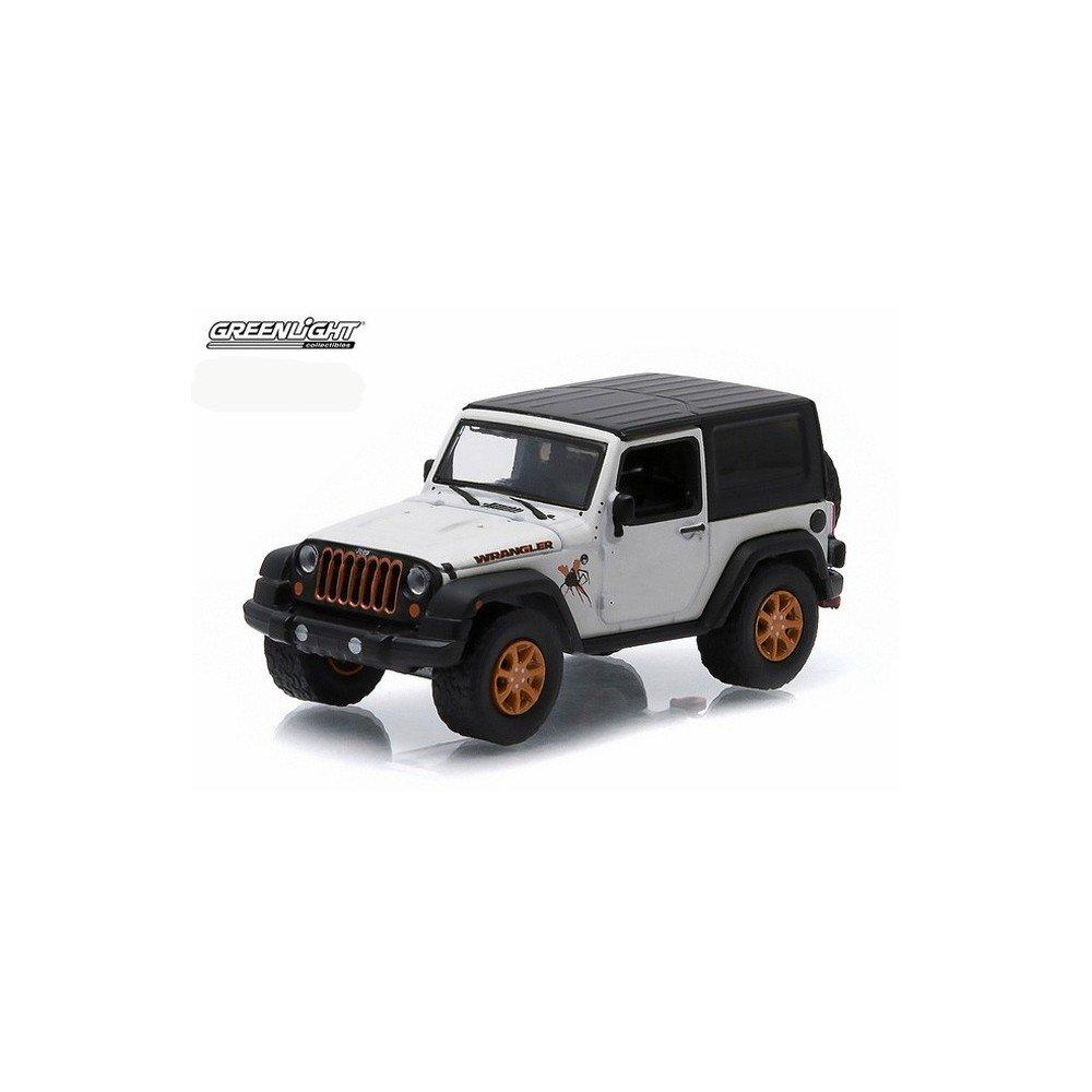Diecast - Jeep Wrangler 2012 - Greenlight All Terrain