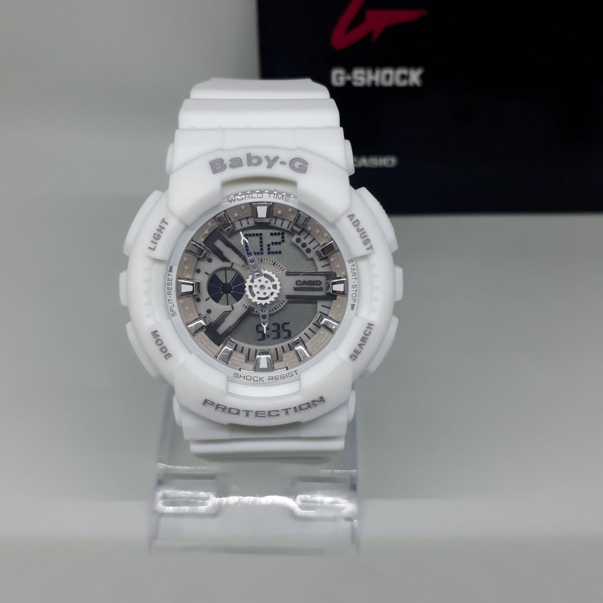 Buy Sell Cheapest Baby G Bga Best Quality Product Deals Casio 150ef 4b Original Jam Tangan Wanita Sporty 110