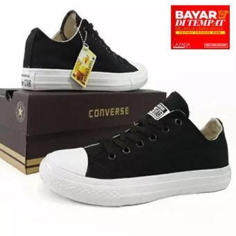 Pencarian Termurah Sepatu sneakers converse allstar chuck taylor sepatu  pria wanita kerja fashion keren termurah + efbe7adf65