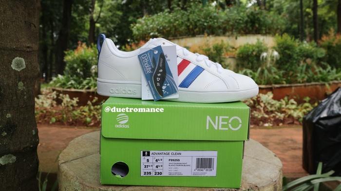 ... ireland harga promo bnib adidas neo advantage clean france stripe f99255 original cufc0w 2ea20 fd86a