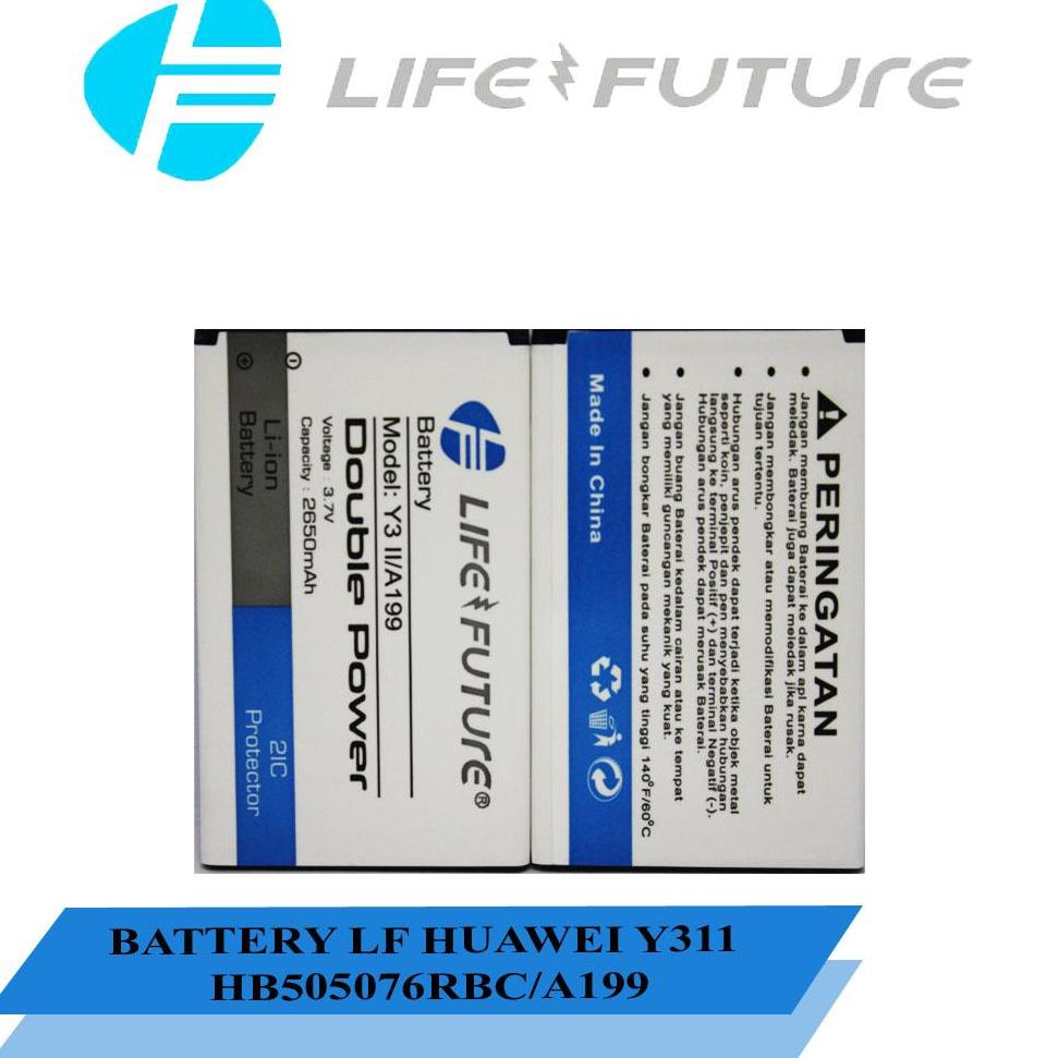 BATTERY LF HUAWEI Y311 / HB505076RBC/A199