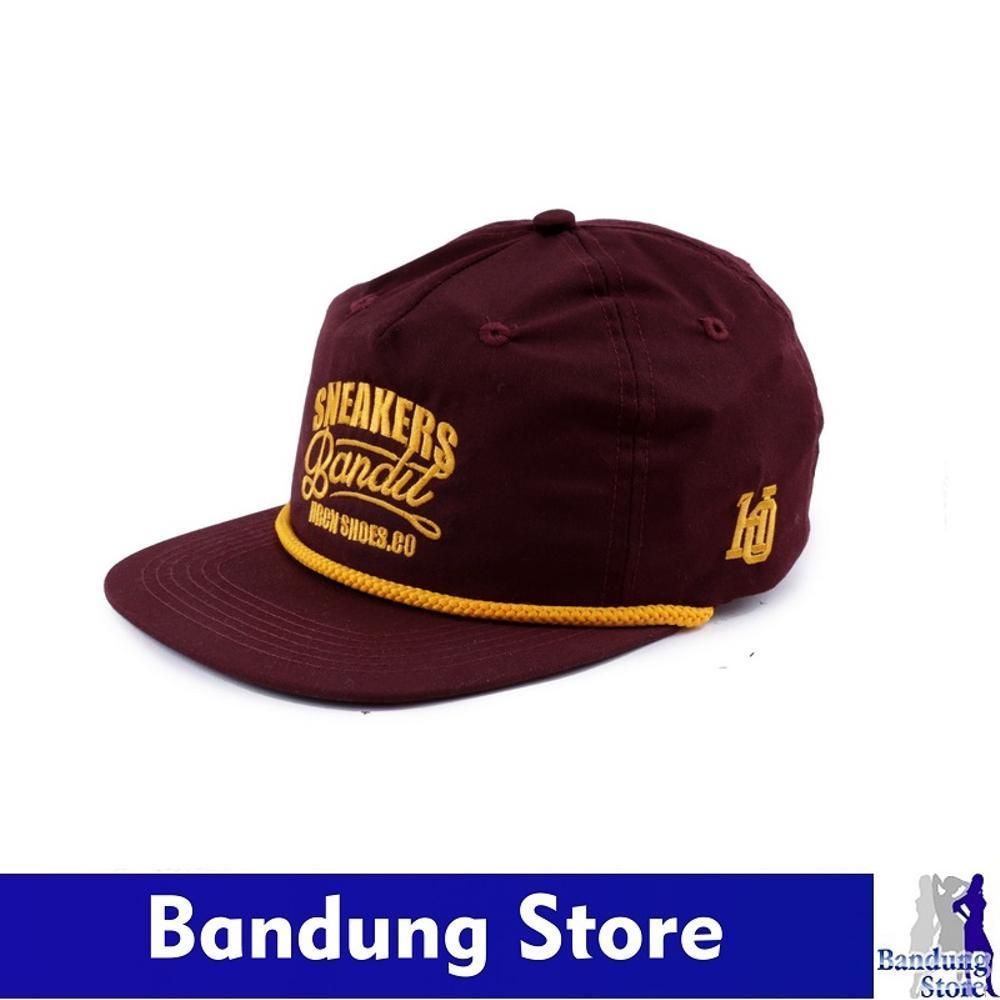 Topi Distro / Snapback, Topi Pria (HRCN) - H 8065 di lapak Bandung Store bandung_store
