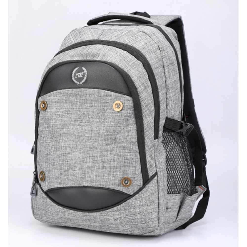 Tas Ransel Punggung Backpack Laptop Pria Wanita Cowok Cewek ST 050 CZ