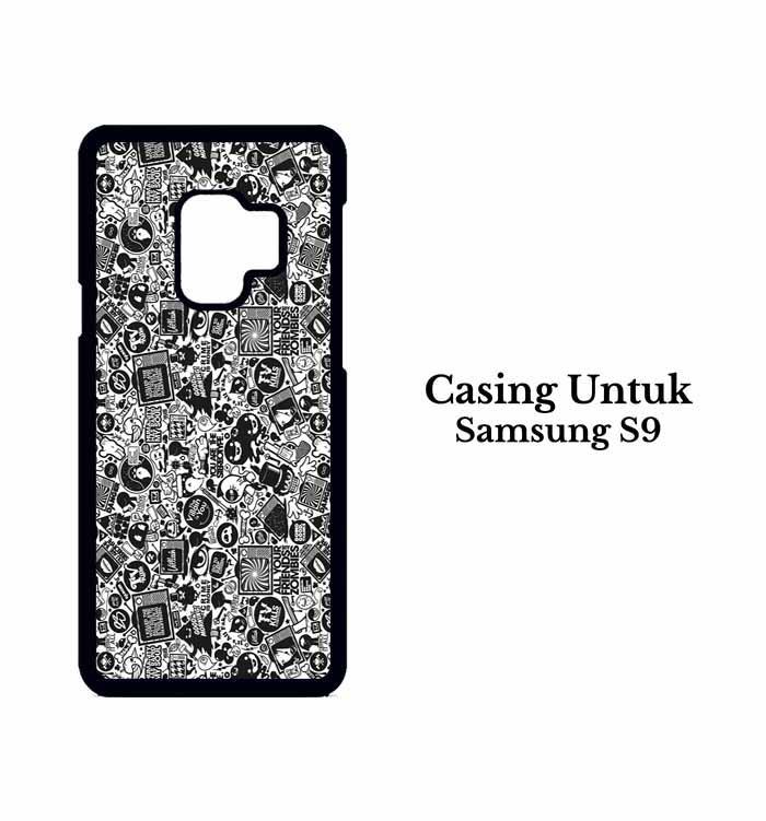 Casing Samsung S9 art pop art concept Custom Hard Case Cover
