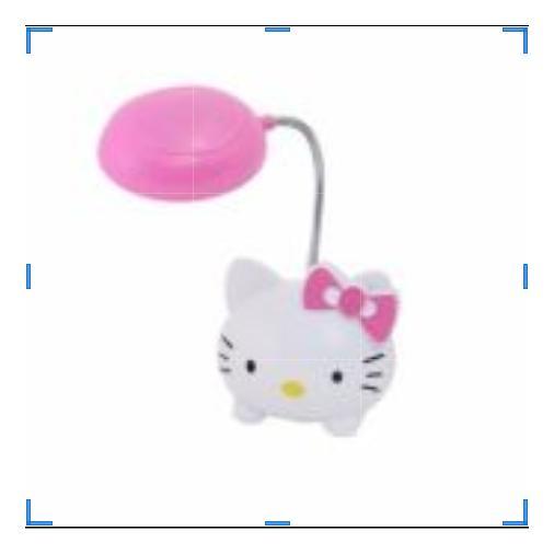 HALENA ACC-Lampu Belajar - Lampu Tidur Karakter Hello Kitty
