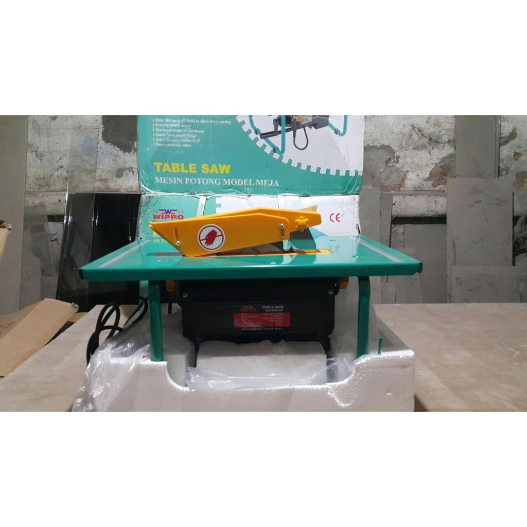 Wipro 8 8 Inch Premium Table Saw - Gergaji Kayu Meja MURAH NEW