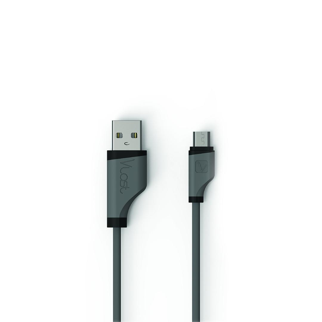 Hippo Vlast DC-03 Micro USB Kabel Data Charger - 180cm